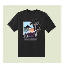 Purple Craze Surf (Black)